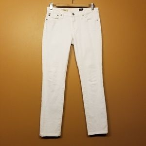 Ag Adriano Goldschmied Jeans - Ag Adriano Goldschmied  Stevie Straight Jeans 28